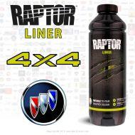 Peinture Raptor 4x4 Buick