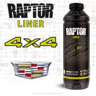 Peinture Raptor 4x4 Cadillac