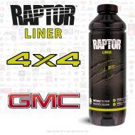 Peinture Raptor 4x4 GMC