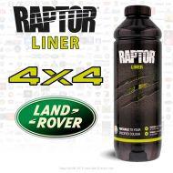 Peinture Raptor 4x4 Land Rover