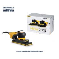 Ponceuse Mirka ® DEOS 383CV pack électrique