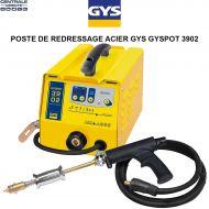 Gyspot 3902 - réf : 052215 Poste de redressage Acier 3800A