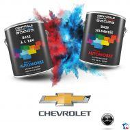 Peinture Chevrolet base mate à vernir