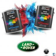 Peinture Land Rover base mate à vernir