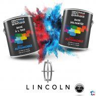Peinture Lincoln base mate à vernir