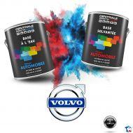 Peinture Volvo base mate à vernir