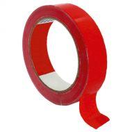 Ruban masquage ligne précision rouge 25mm x 66m