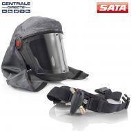 SATA Air Vision 5000 - Masque pour peintre en cabine
