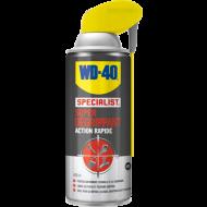 WD-40 Super Dégrippant action rapide 400 ml