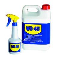 WD-40 Dégrippant lubrifiant multifonctions 5 litres