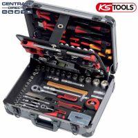Coffret de maintenance 1/4 1/2  - 131 pièces - KS TOOLS Ultimate KS922.0731