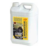 Cire rénovateur pneu et surfaces caoutchoucs - Bidon de 5 litres NT45-5