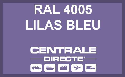 Couleur RAL 4005 Lilas bleu