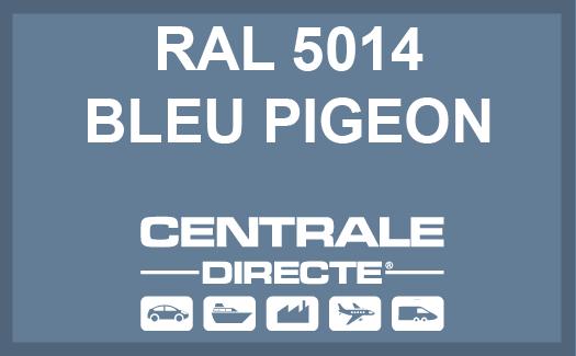 Couleur RAL 5014 Bleu pigeon