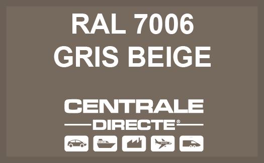 Couleur RAL 6006 Gris beige