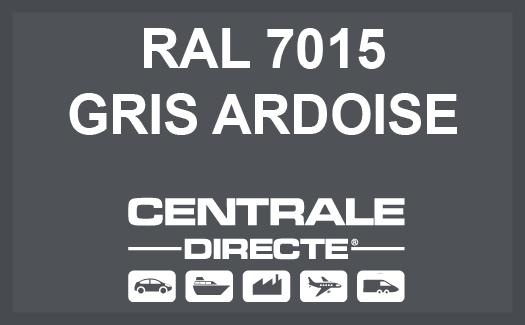 Couleur RAL 7015 Gris ardroise