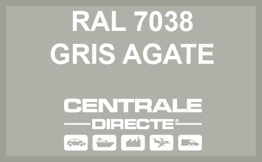 Couleur RAL 7038 Gris agate