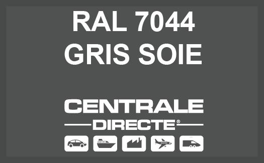 Couleur RAL 7044 Gris soie