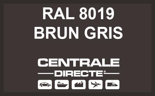 Couleur RAL 8019 Brun gris