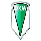 Peinture DKW teinte constructeur