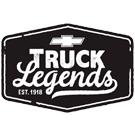 Peinture carrosserie poids lourd Chevrolet truck legends