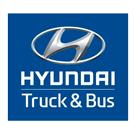 Peinture carrosserie poids lourd Hyundai trucks