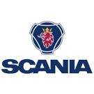 Peinture carrosserie poids lourd Scania