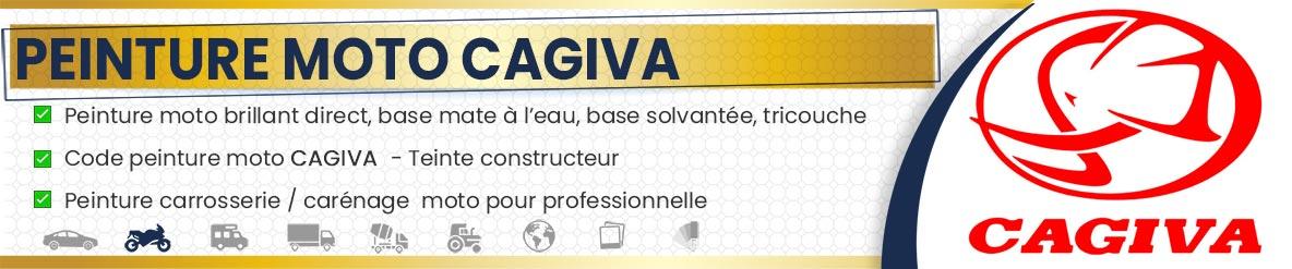 Code peinture moto Cagiva