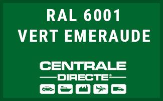 Ral 6001 Vert émeuraude