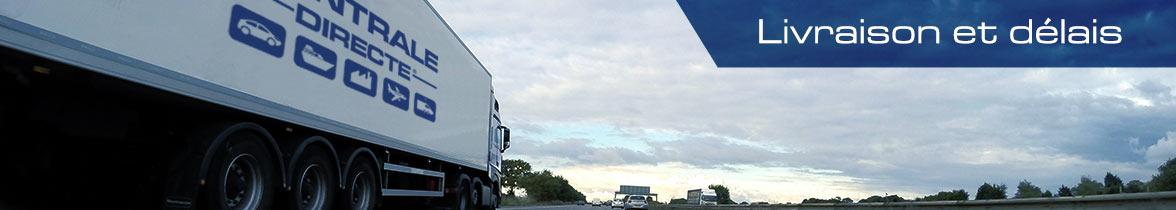 camion livraison centrale directe